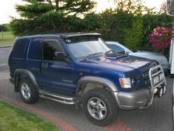 TrooperMillenium 2000 Isuzu Trooper
