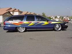 budnikgal 1991 Oldsmobile Custom Cruiser