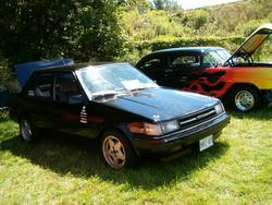 Mega_Modified 1987 Toyota Corolla