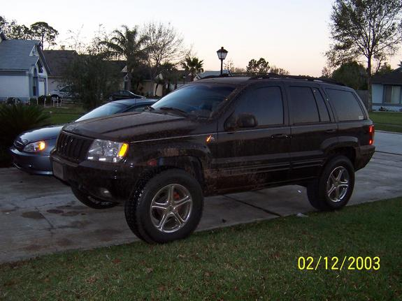 Another dirtyblackjeep00 2000 Jeep Grand Cherokee post... - 2448437