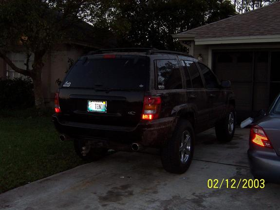 Another dirtyblackjeep00 2000 Jeep Grand Cherokee post... - 2448440