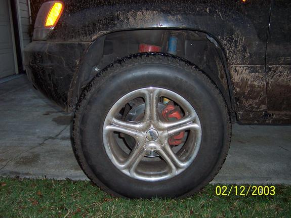 Another dirtyblackjeep00 2000 Jeep Grand Cherokee post... - 2448442