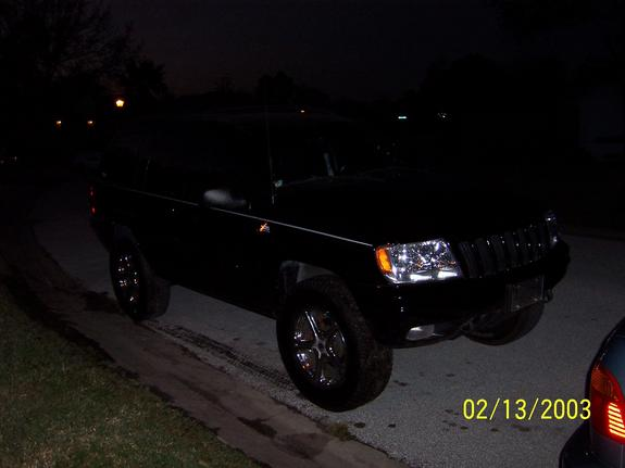 Another dirtyblackjeep00 2000 Jeep Grand Cherokee post... - 2448443
