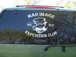 Mad97 1997 Ford Expedition