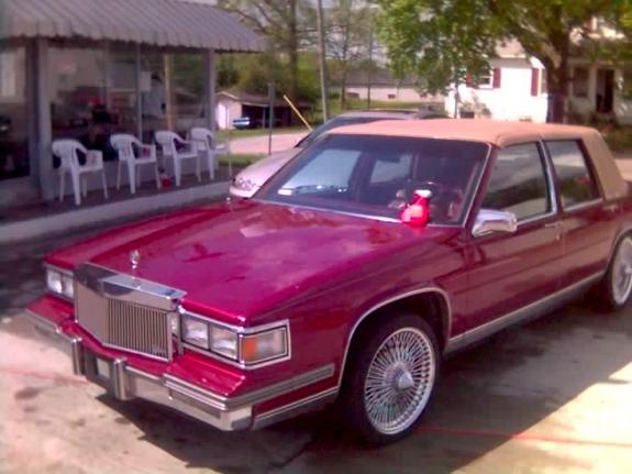 Another 1CLEAN98RUNNER 1986 Cadillac DeVille post... - 2456267