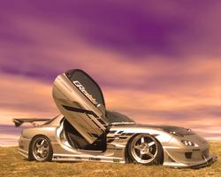 keithsrx7s 1997 Mazda RX-7