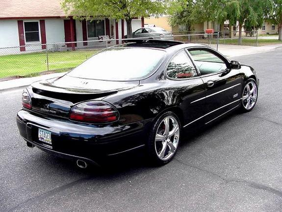 blackdeath007 1998 pontiac grand prix specs photos modification info at cardomain. Black Bedroom Furniture Sets. Home Design Ideas