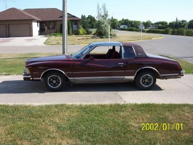 Another mathewboutin 1978 Chevrolet Monte Carlo post... - 2458121