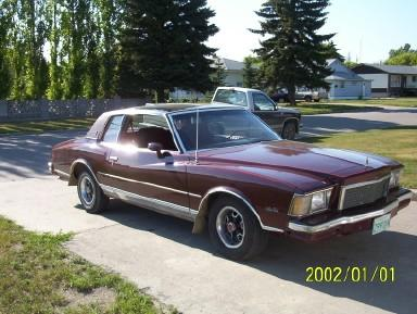 Another mathewboutin 1978 Chevrolet Monte Carlo post... - 2458122