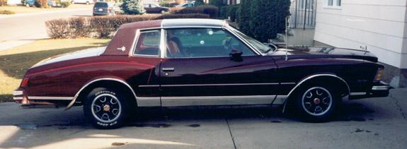 Another mathewboutin 1978 Chevrolet Monte Carlo post... - 2458128