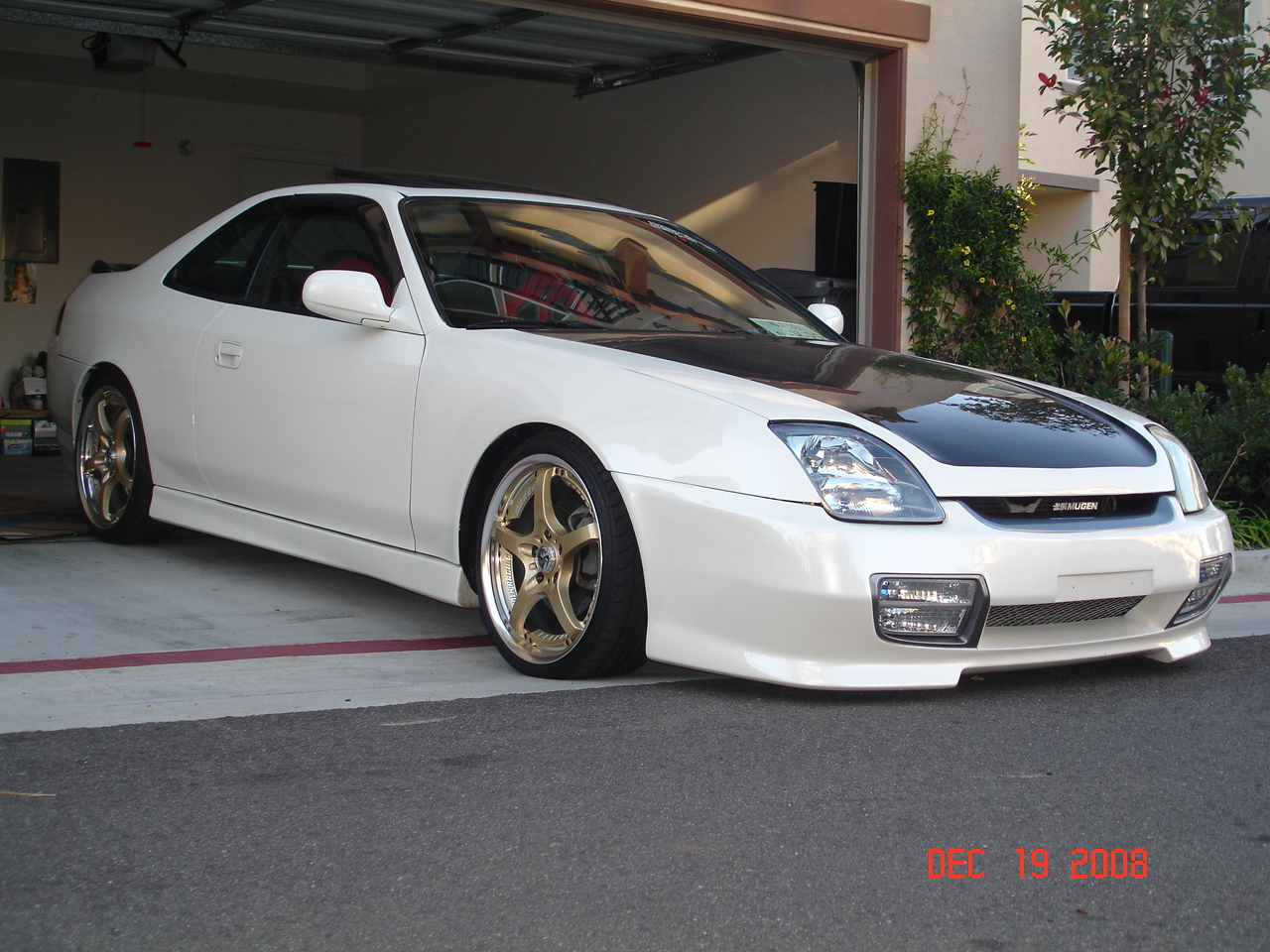 Original on 2000 Honda Prelude Type Sh