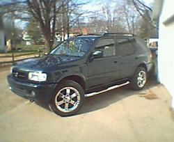 RTOFWAR 2000 Honda Passport