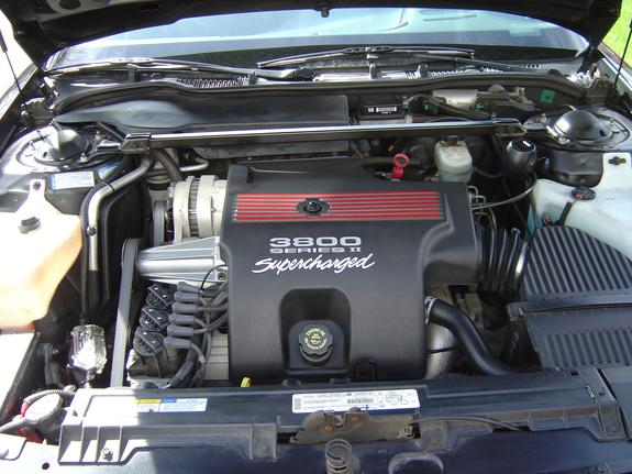 Another SSEi98 1998 Pontiac Bonneville post... - 2470913