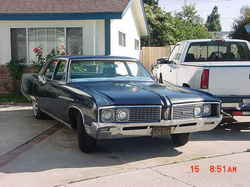 s10forboogie 1968 Buick Electra