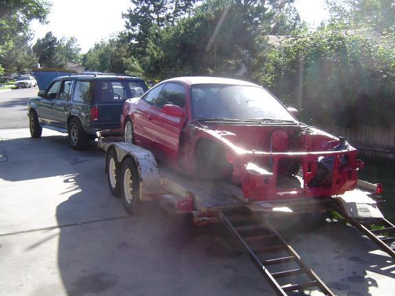 Another dillinr 1993 Mazda MX-6 post... - 2473579
