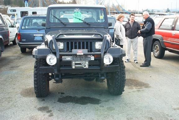 Another bigpappamuk 1989 Jeep YJ post... - 2473776