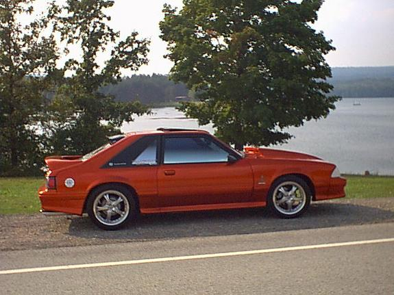 Vello's 1983 Ford Mustang
