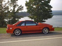Vello 1983 Ford Mustang