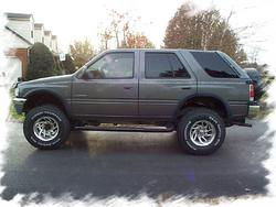 MeredithRachel 1995 Honda Passport