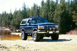 stame 1995 Ford Bronco