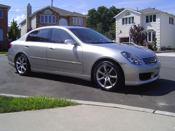 Another Joebizz 2003 Infiniti G post... - 2475294