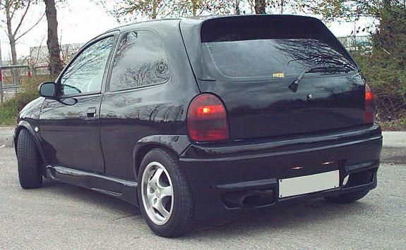 catsilvestro 1995 opel corsa specs photos modification info at cardomain. Black Bedroom Furniture Sets. Home Design Ideas