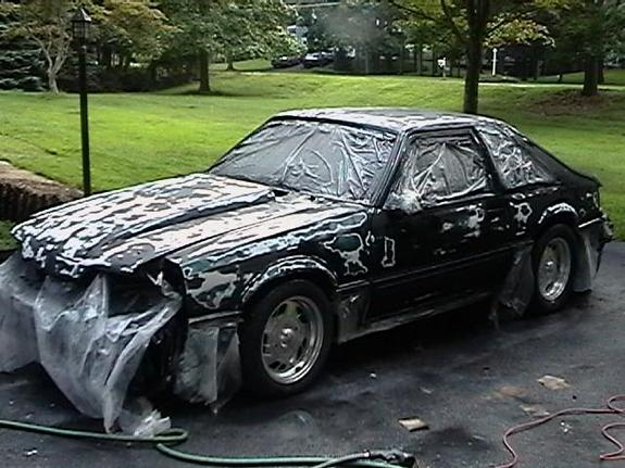 Raceoholic330 1988 Ford Mustang 2479173