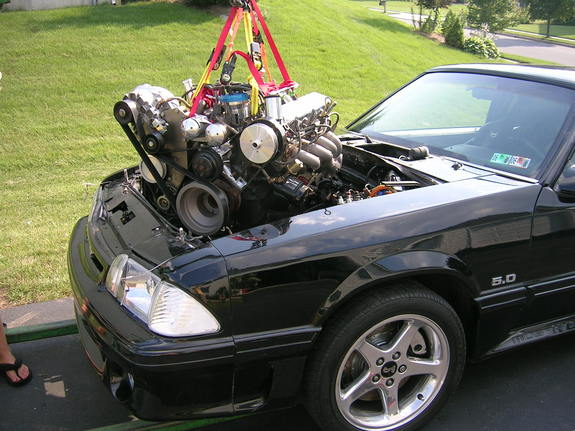 Raceoholic330 1988 Ford Mustang 2479296