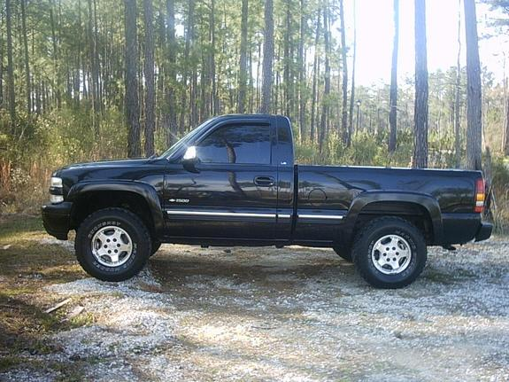 grizly3610 39 s 1999 chevrolet silverado 1500 regular cab in conway sc. Black Bedroom Furniture Sets. Home Design Ideas