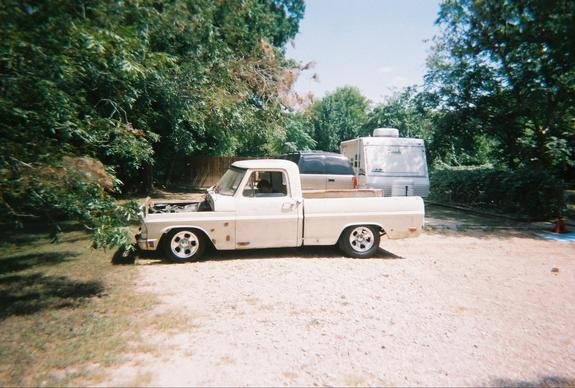 dustin_68f100's 1968 Ford F150 Regular Cab