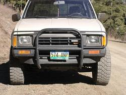 840927s 1987 Nissan D21 Pick-Up