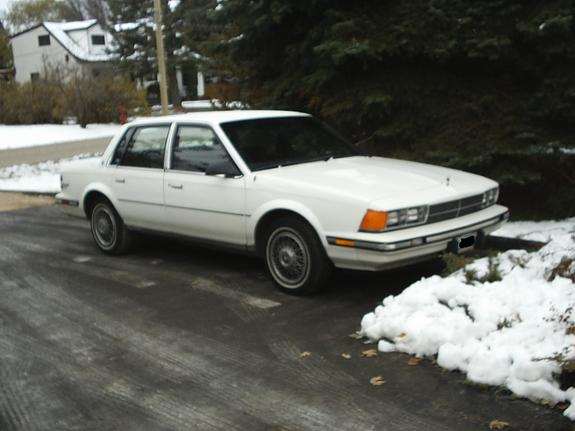 Gm4banger 1986 Buick Century Specs Photos Modification