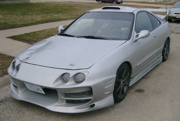 Creepintegracer Acura Integra Specs Photos Modification Info - Body kits for acura integra