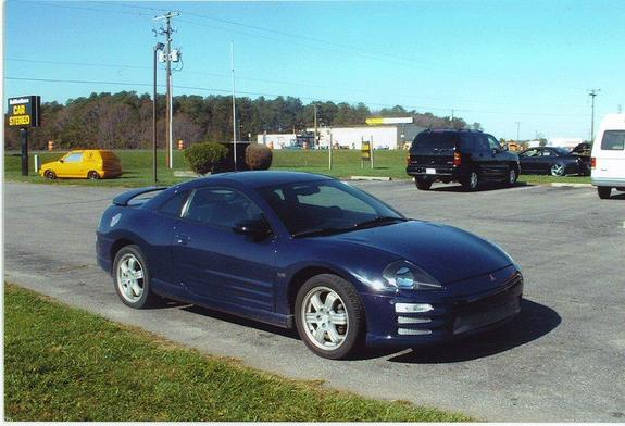 3geclipse00 39 s 2000 mitsubishi eclipse in ocean city md. Black Bedroom Furniture Sets. Home Design Ideas