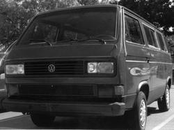 fouroclockss 1987 Volkswagen Vanagon