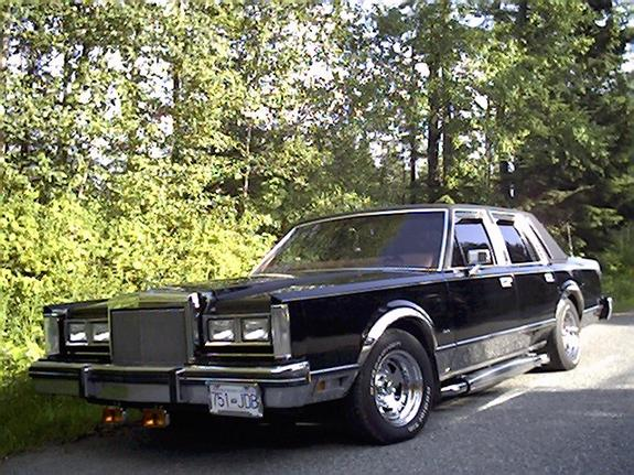 Mattkoepke 1984 Lincoln Town Car Specs Photos Modification Info At