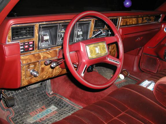mattkoepke 1984 lincoln town car specs photos modification info at cardomain. Black Bedroom Furniture Sets. Home Design Ideas