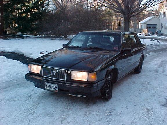 Another Forelan 1991 Volvo 700-Series post... - 2499877