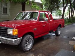 HOMOUDONT 1988 Ford F150 Regular Cab