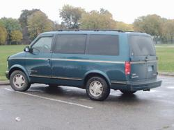 jonspindlers 1996 GMC Safari Passenger