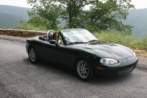 biketrey 39 s 1999 mazda miata mx 5 in manassas va. Black Bedroom Furniture Sets. Home Design Ideas