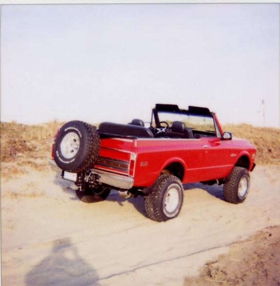 Bigseane 1972 Chevrolet Blazer Specs Photos Modification