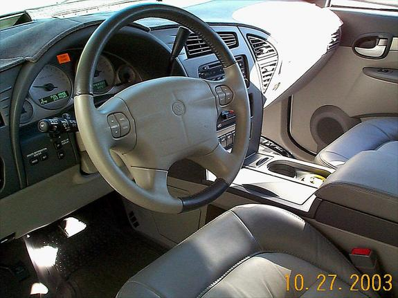 03whitecxl 2003 buick rendezvous specs photos - Buick rendezvous interior dimensions ...