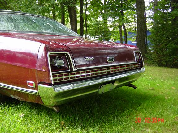 99GreenZRX 1969 Ford LTD 2508136