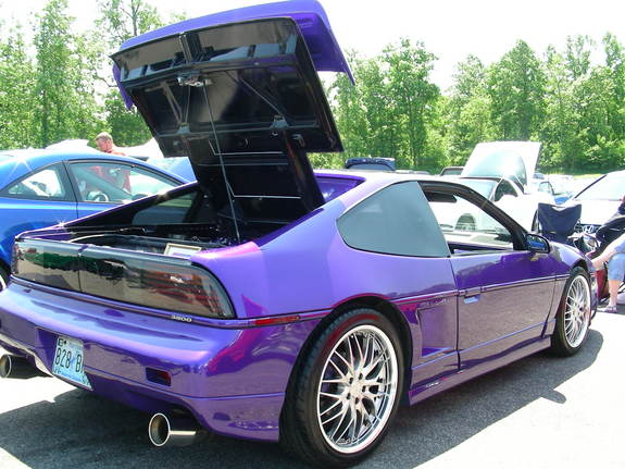 Another BlownFieroGT 1988 Pontiac Fiero post... - 2510302
