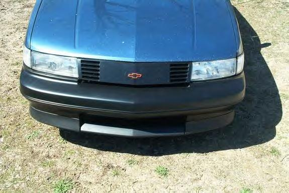 Another z34door 1992 Chevrolet Lumina Passenger post... - 2511085