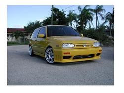 GTIVR6NCs 1998 Volkswagen Golf