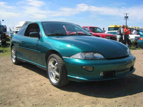 Another LAFNGAS333 1999 Chevrolet Cavalier post... - 2518554