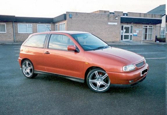 cuprasport1 1998 seat ibiza specs photos modification info at cardomain. Black Bedroom Furniture Sets. Home Design Ideas