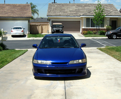 91b16aREXs 1998 Acura Integra